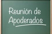 3ra REUNIÓN DE APODERADOS MEDIANTE PLATAFORMA GOOGLE MEET